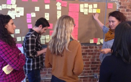 Design Thinking Weekend Workout with the Brooklyn Brainery
