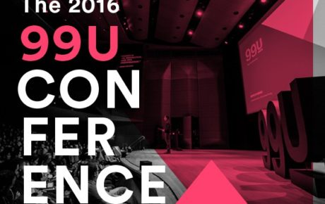 The Design Gym's Highlights from the 99U Conference