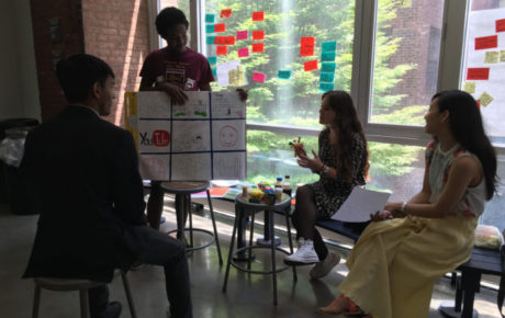 Design Thinking for the Next Generation